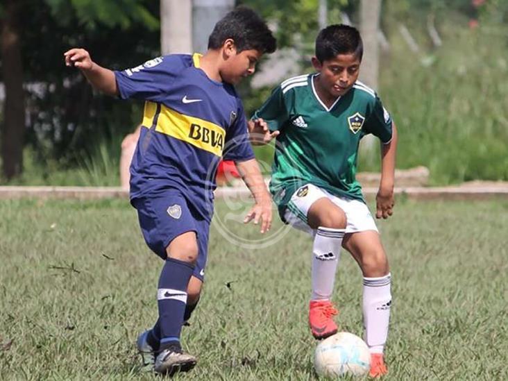 Un éxito, el Torneo de Aniversario de la escuela de Futbol Tigres Mina
