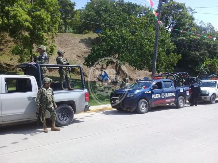 Habitantes de sector rural en alerta por presencia de motociclistas encapuchados