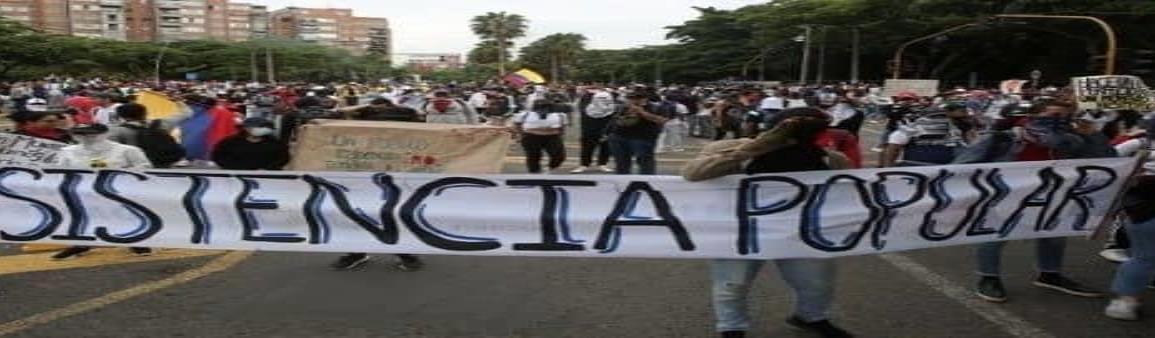 Ciudad de Cali en Colombia declara toque de queda