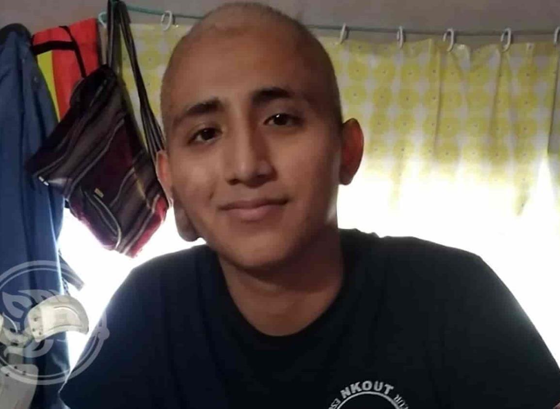 Saúl lucha contra linfoma de Burkitt y tres tumores malignos