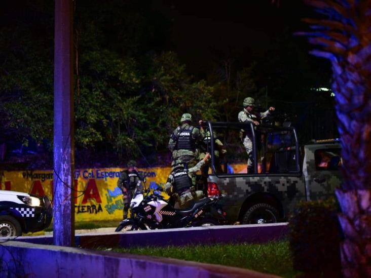 Atacan a balazos a hombre cerca de bar en Coatzacoalcos