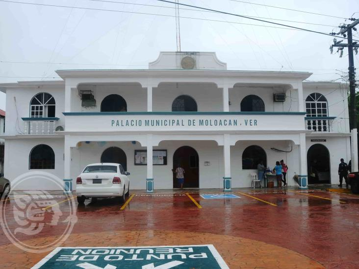 Atracan tienda Diconsa en comunidad de Moloacán