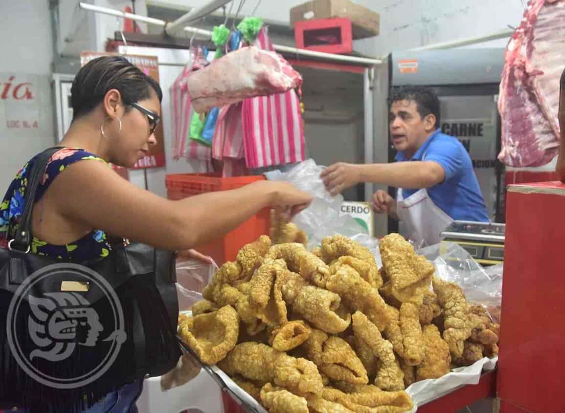 Carniceros esperan repunte de ventas en diciembre