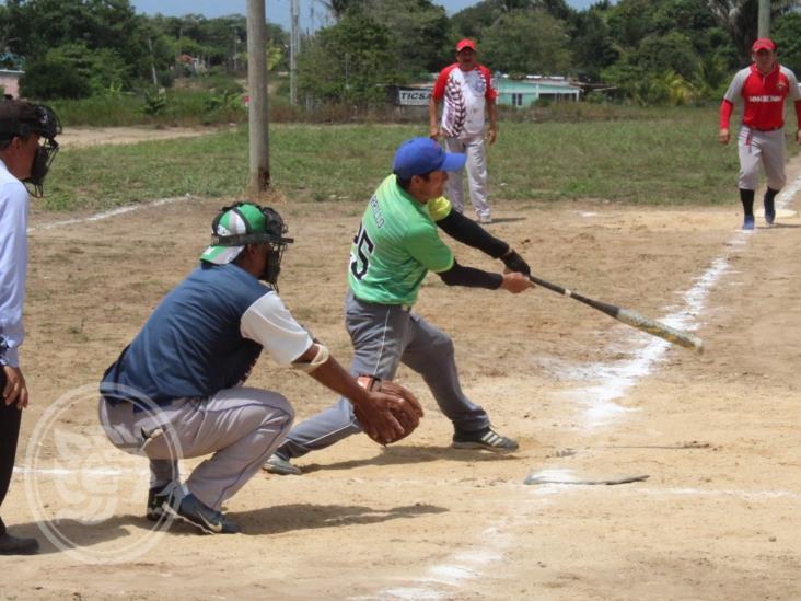 Arrancan los playoffs en el Softbol Varonil de Tonalá