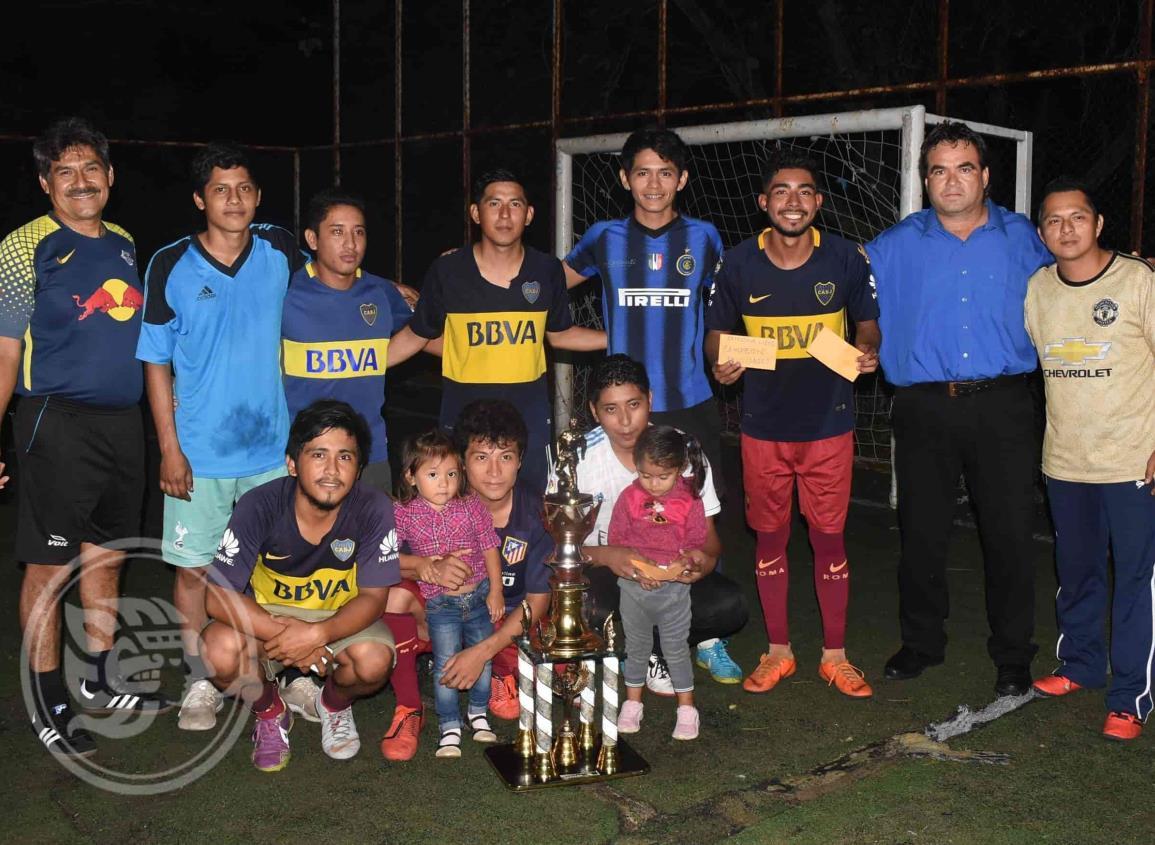 Cae el telón en el Torneo Apertura del Futbol 5 Héroe de Nacozari