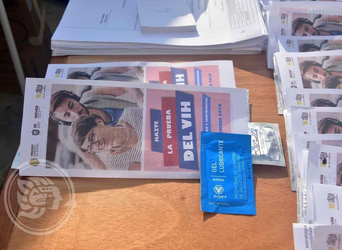 Sur de Veracruz registra al menos 4 mil pacientes con VIH y Sida