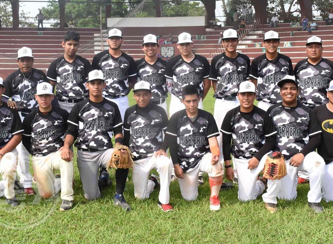 Guerreros tundió a Salineros en el beisbol Instruccional