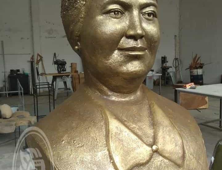 Pondrán busto y tumba de Gelacia Ceballos en Sayula