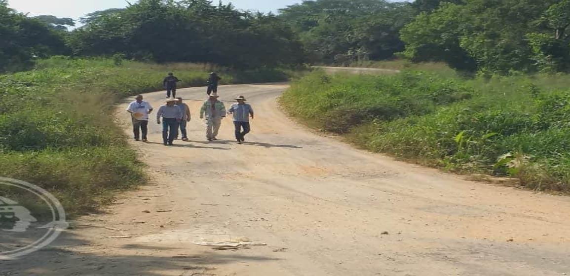 Atiende SIOP reclamo de San Juan Evangelista