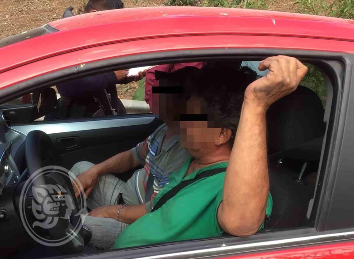 Libres, vinculados a presunto secuestro en el sur de Veracruz