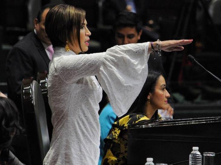 Avalan juicio político contra Rosario Robles