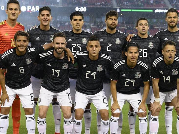 Selección Mexicana se mantiene en lugar 11 del ranking de la FIFA