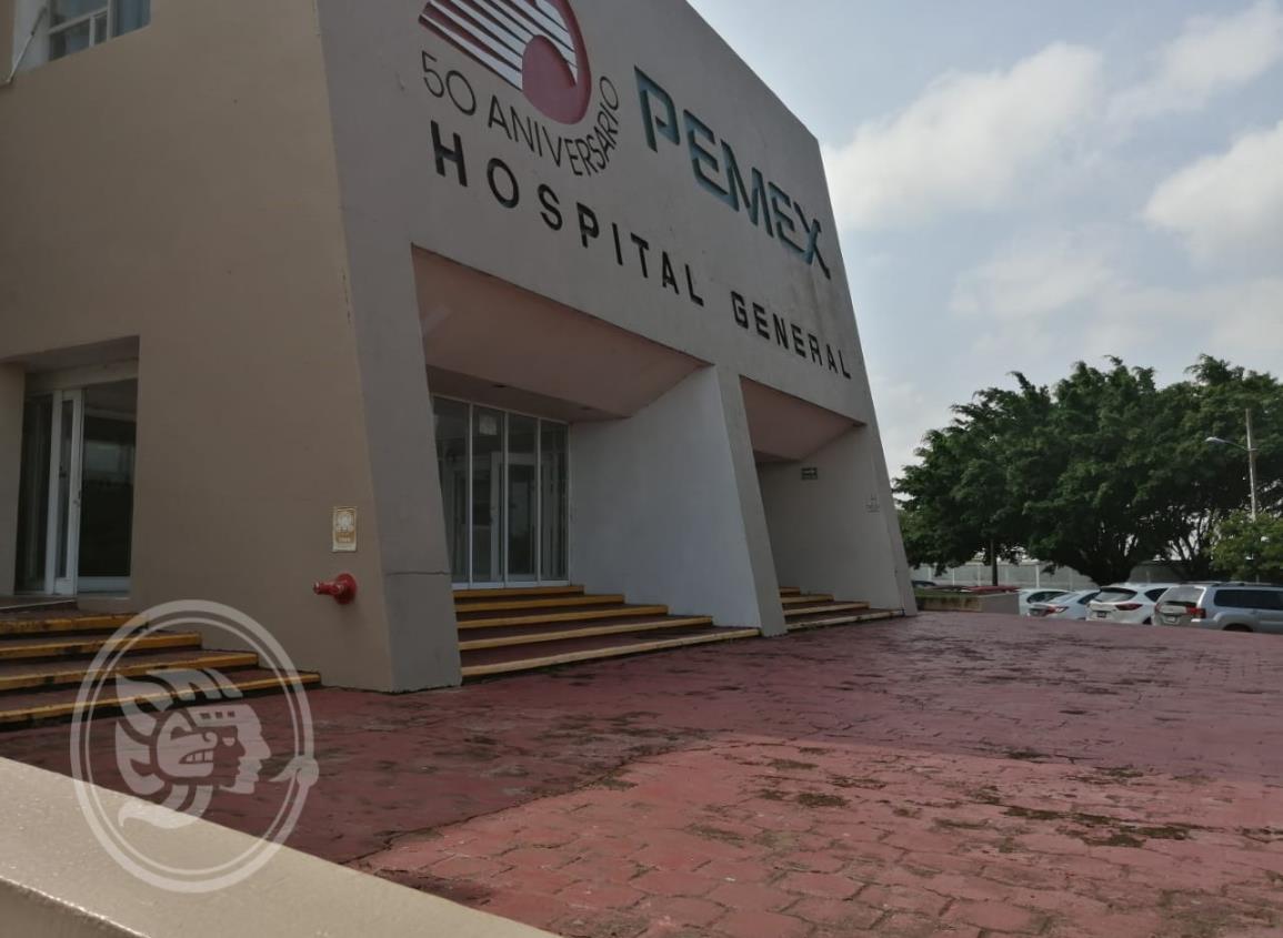 Clínica de Pemex no reembolsa recetas a pacientes