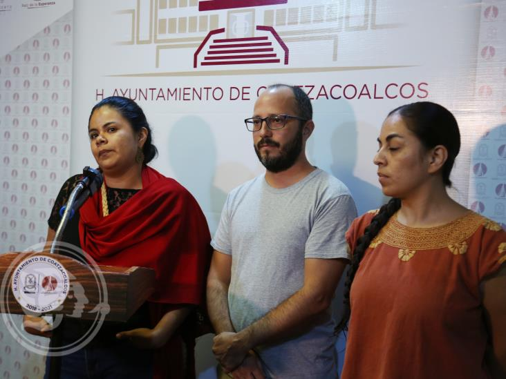 'Jolgorio Coatzacoalcos', este fin de semana en el parque Independencia