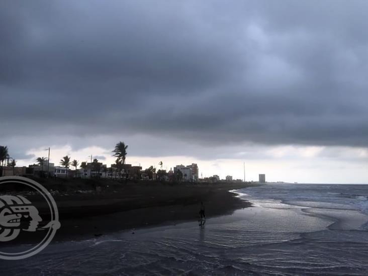 Advierten lluvias moderadas para el sur de Veracruz