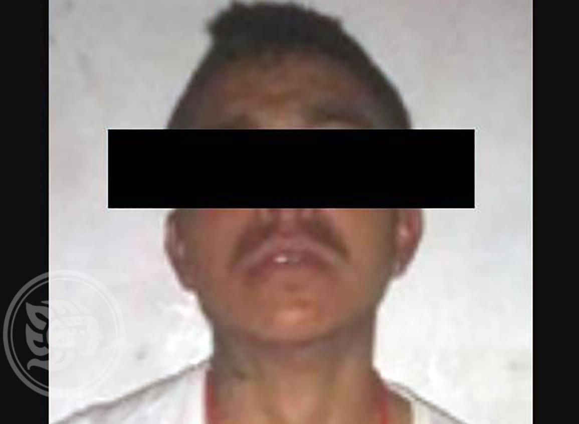 Detienen a presunto traficante de cristal en Coatzacoalcos