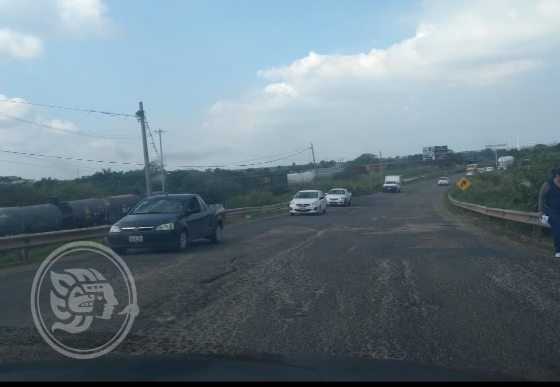 No paran los accidentes en el tramo Pajaritos- Puente desnivel