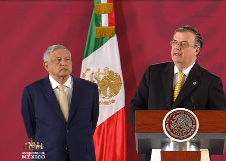 """Próxima semana México y EU tratarán tema de """"agrupaciones terroristas"""""""