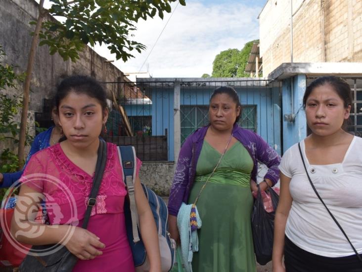 Encargada de negocio en Acayucan niega explotación laboral