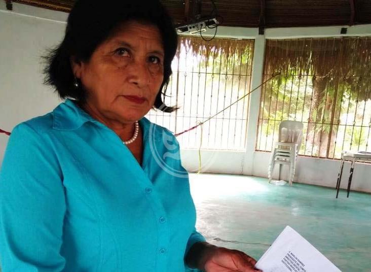 Líder de las mujeres indígenas renunció al PRI y se pasó a Morena