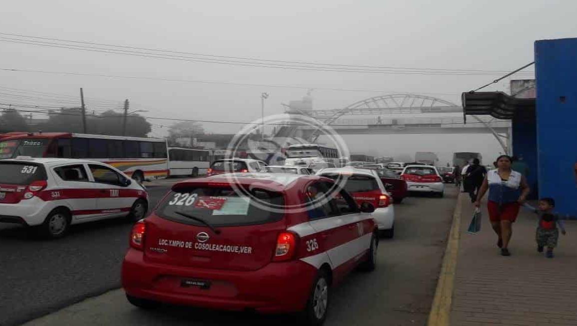 Taxistas esperan derrama económica de diciembre