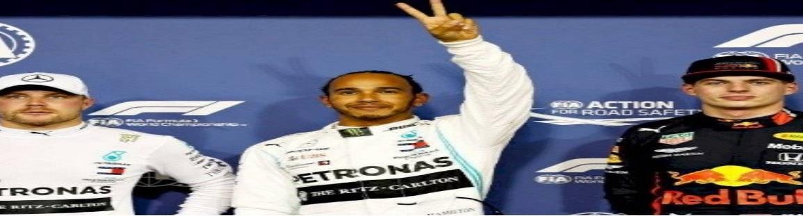 Hamilton gana última pole del año; Checo será décimo