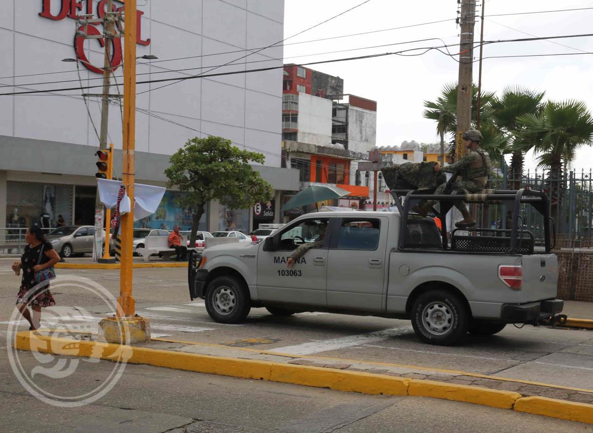 Guardia Nacional sin resultados contundentes en Veracruz, reconoce Guízar