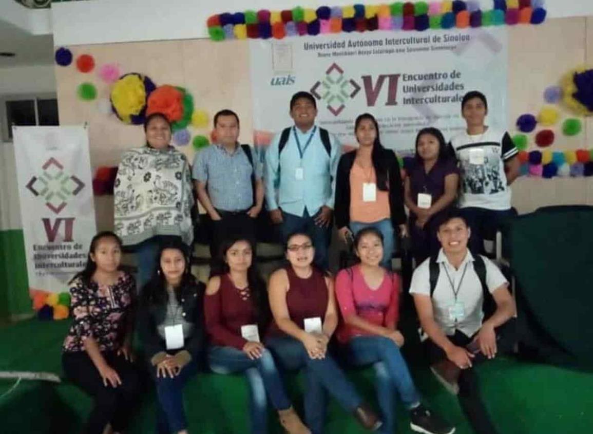 UVI Las Selvas participó en encuentro universitario en Sinaloa