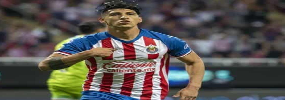 Chivas se despide de Alan Pulido