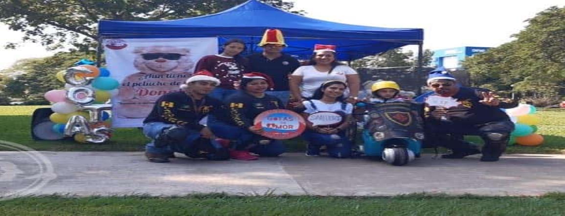 Guerreros de Las Choapas inicia campaña para recaudar juguetes