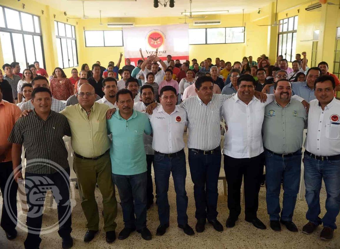 Quiere CATEM formar su propio Partido Político en Veracruz