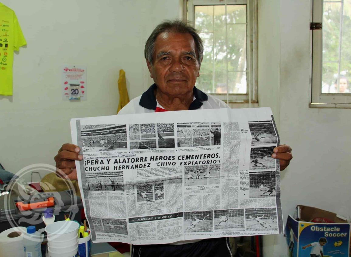 """Sería injusto que Veracruz se quede sin sus Tiburones: """"Chucho"""" Hernández"""