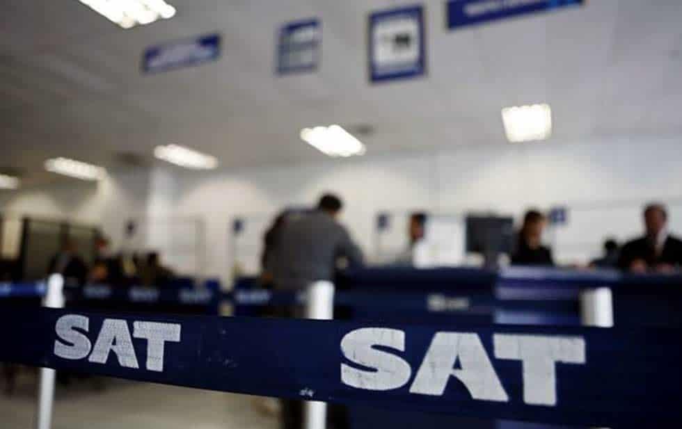 Empresa de telecomunicaciones paga 8.3 mmdp al SAT