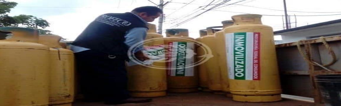 Empresas contrabandean gas LP para evadir impuestos: Profeco