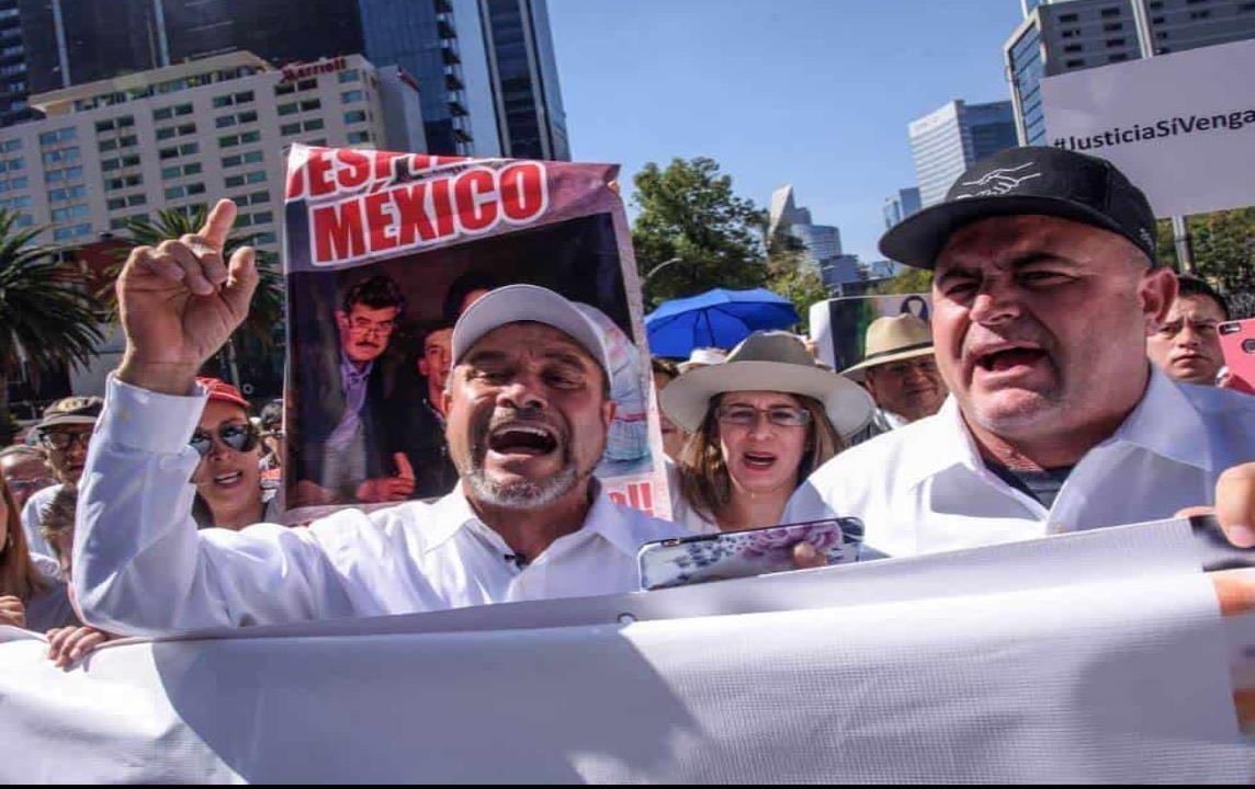 No nos dieron atole con el dedo: Adrián LeBarón tras reunión con AMLO