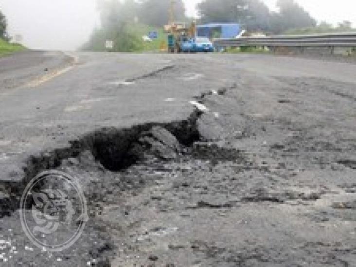 Solicitan atención de SIOP en carretera de Oluta a Texistepec