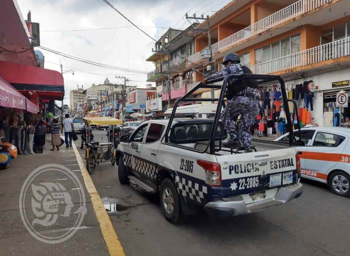 Alerta por intento de robo en una zapatería de Acayucan