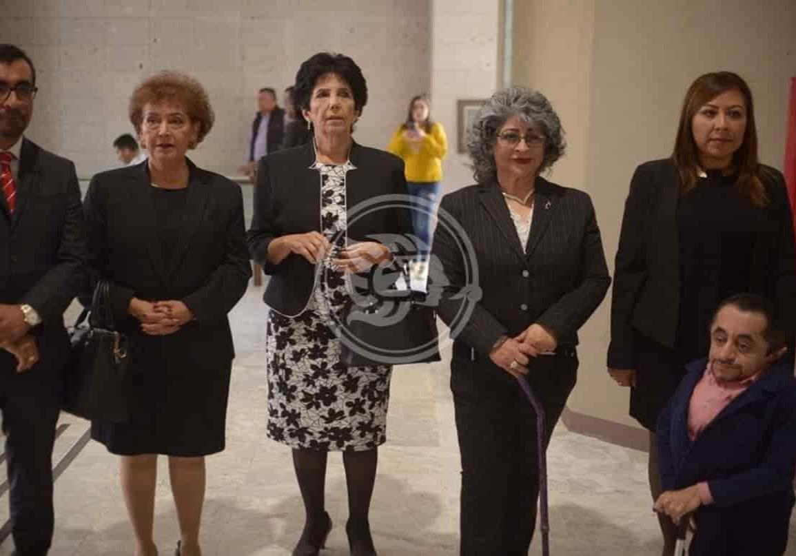 Nombran a Sofía Martínez, nueva presidenta del Poder Judicial