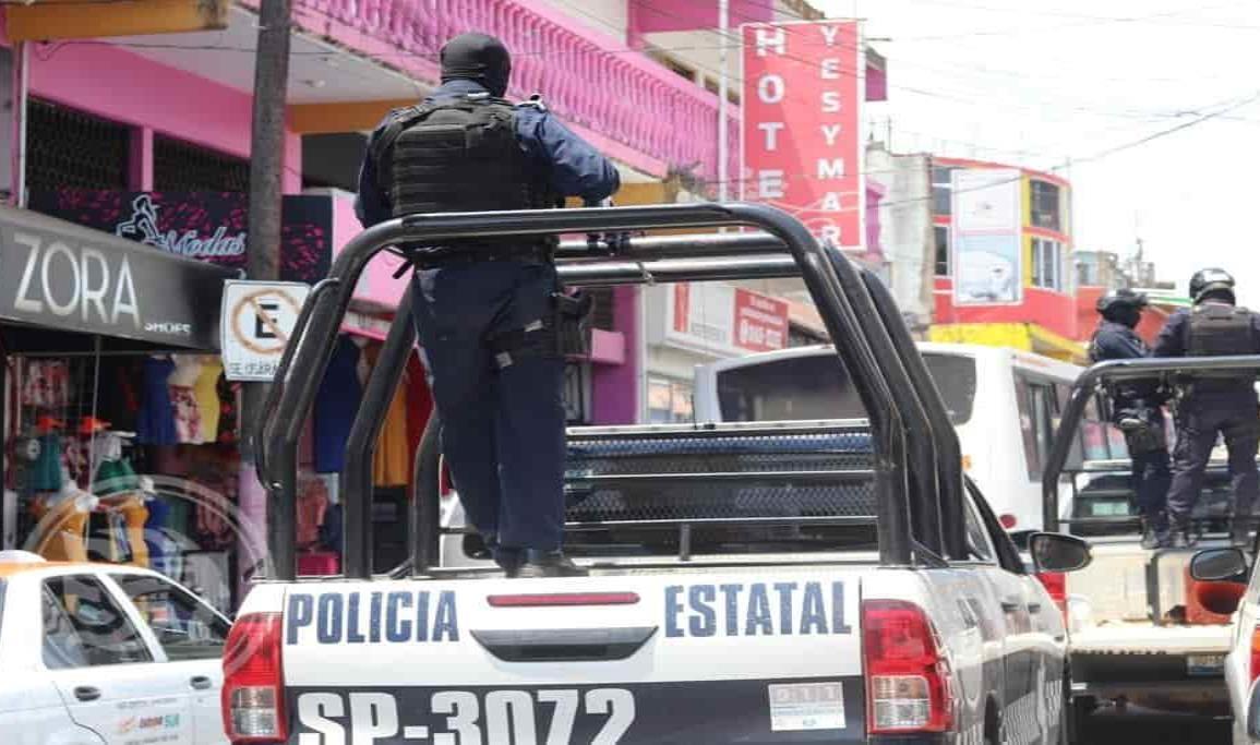 Grupo criminal intenta apoderarse de Acayucan, revela SSP