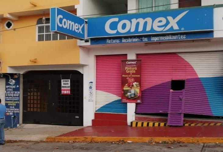 Continúa ola de robos en Coatzacoalcos; irrumpen 2 negocios