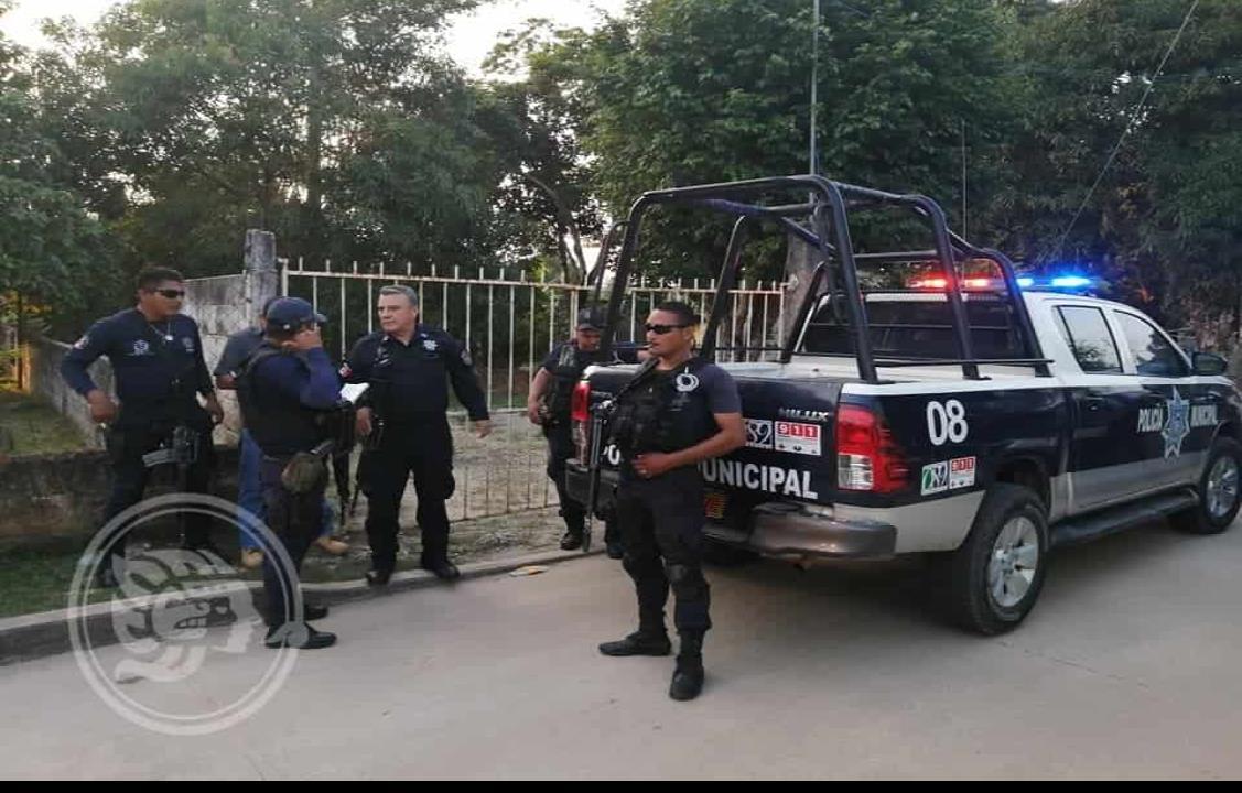Secuestro de una menor genera movilización en Las Choapas