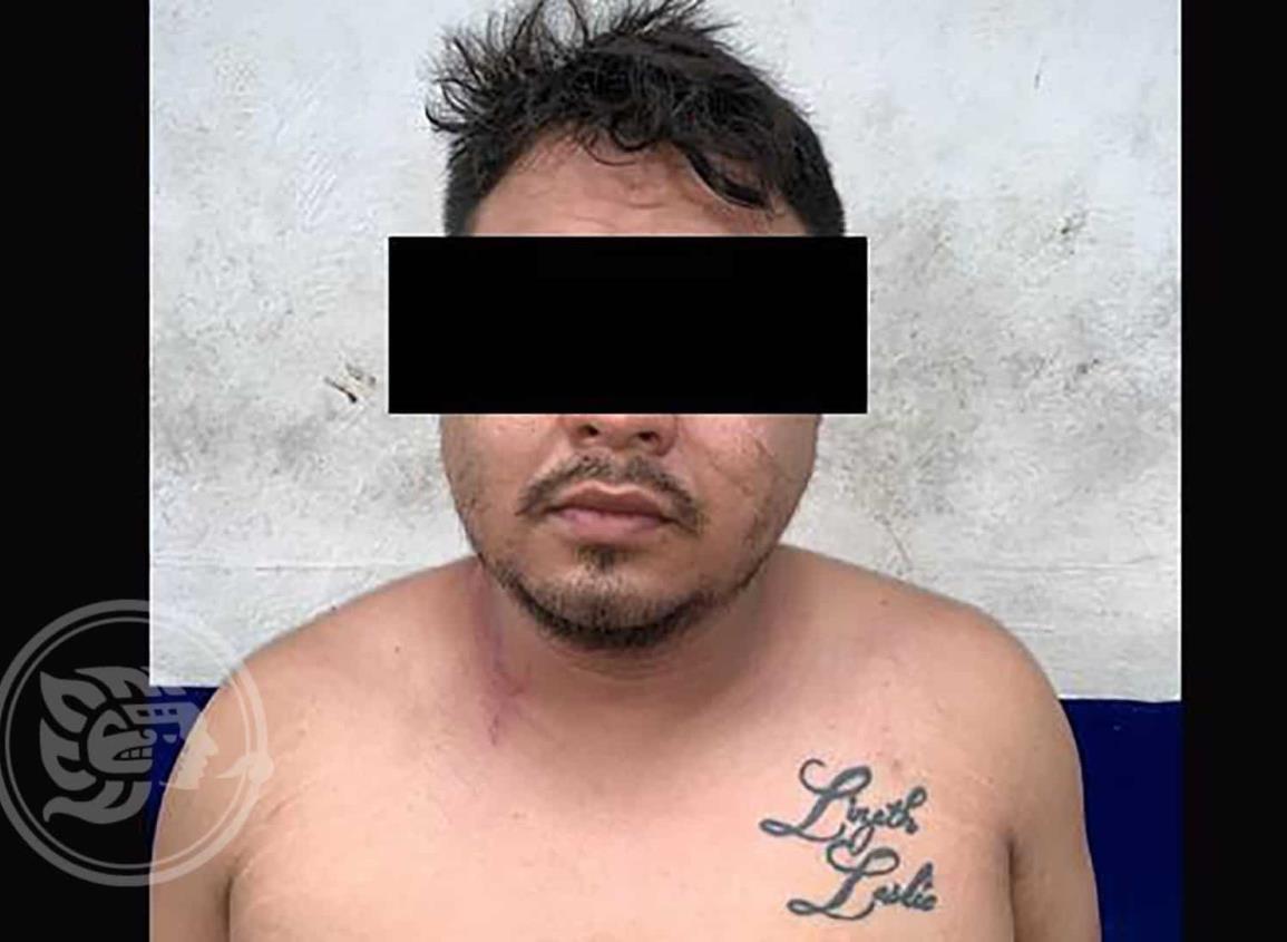Cae Bruno Ismael N, líder de Los Zetas en Coatzacoalcos