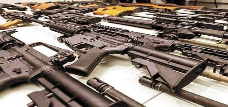 Coopera EU en combate contra el narco y tráfico de armas