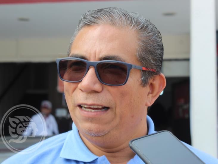 PC y Bomberos instruyen a peregrinos que visitan Coatzacoalcos