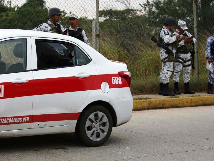 Ejecutan a payasito en un taxi en carretera a Las Barrillas