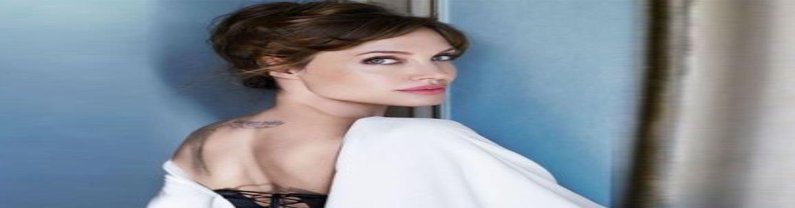 Filtran foto de Angelina Jolie sin maquillaje