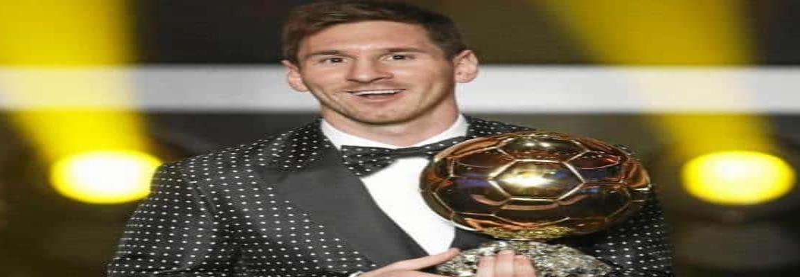 Messi compartirá con la afición del Camp Nou el Balón de Oro