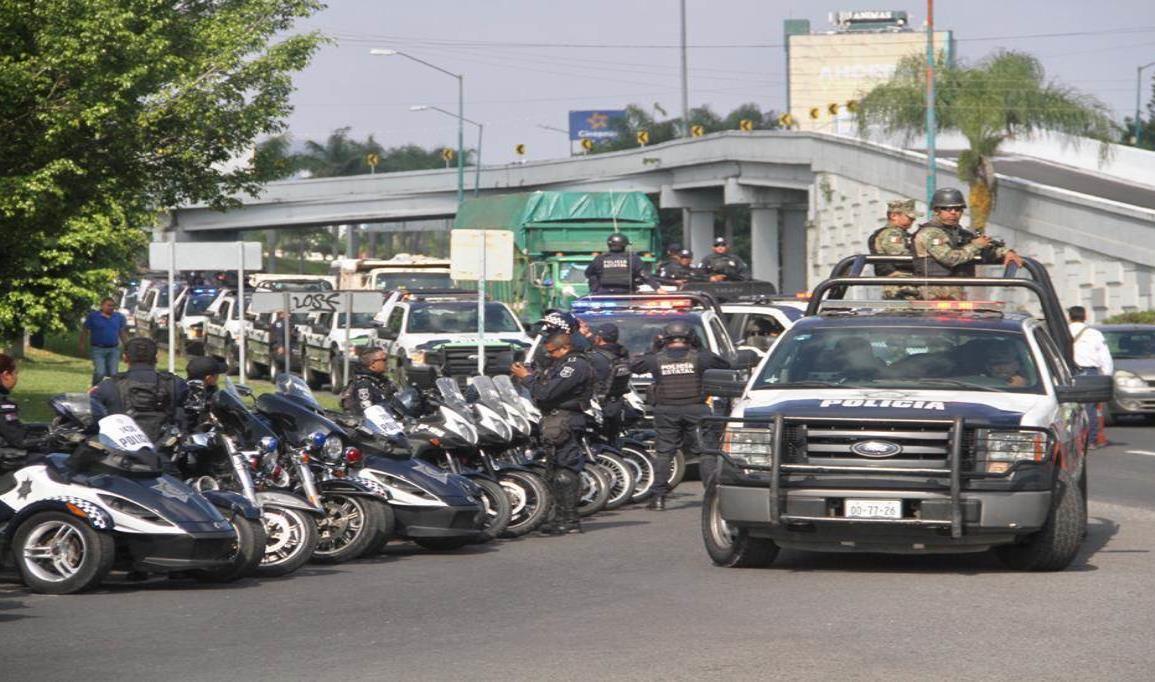 Despliega Gobierno del Estado Operativo Guadalupe-Reyes con 7 mil elementos