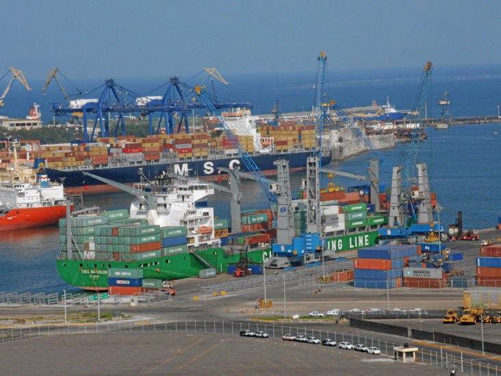 En Puerto de Veracruz, mafia china y el CJNG de la mano