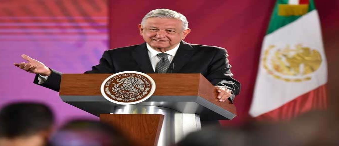 Pide López Obrador pagar adeudos a CFE
